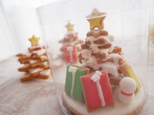 クッキークリスマスツリー
